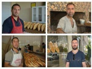 Fırıncılar ekmek zammını değerlendirdi