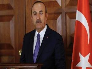 Çavuşoğlu: Fırat'ın doğusundan YPG ve PKK'yı temizleyeceğiz