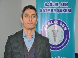 """Sağlık Sen: """"Batman'a bir an önce onkoloji doktoru görevlendirilmeli"""""""