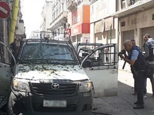 Tunus'ta 2 ayrı saldırı: Yaralılar var