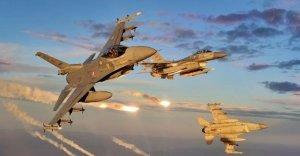 TSK'dan Irak'a hava saldırısı