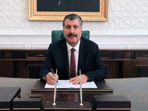Sağlık Bakanı 8 bin 844 sözleşmeli sağlık personeli alınacağını açıkladı