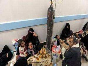 Tarihteki en büyük kolera salgını Yemen'de yaşanıyor