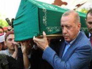 Mehmed Şevket Eygi defnedildi