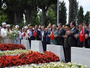 """İstanbul'da """"15 Temmuz"""" anıldı"""