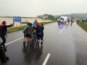 Düzce'de sel nedeniyle mahsur kalan 174 kişi tahliye edildi