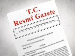 """Meclis'te kabul edilen """"Torba teklif"""" Resmi Gazete'de yayımlandı"""