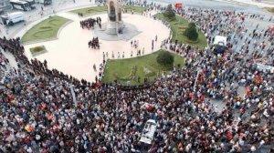 İstanbul Valisi: Taksim 1 Mayıs'a Yasak!