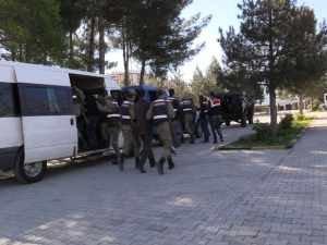 Diyarbakır'da PKK operasyonları: 7 gözaltı