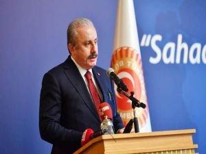 Meclis Başkanı Şentop'tan Mehmet Yavuz için taziye mesajı