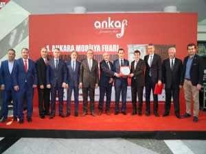 Ankara Mobilya Fuarı kapılarını ziyaretçilere açtı