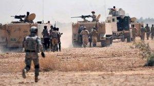 Irak ordusu: 70 DEAŞ militanı öldürüldü