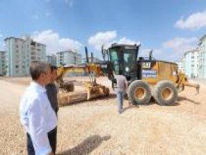 Şahinbey Belediyesi yeni bir park yaptırıyor