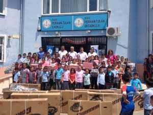 '1001 Çocuk 1001 Dilek' Projesi