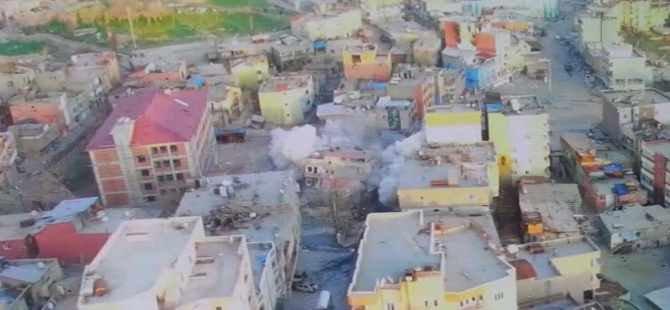 Şırnak'ta patlayıcı imalatı yapılan bina imha edildi