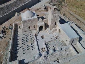 Hasankeyf'te iki önemli tarih yeni yerlerinde