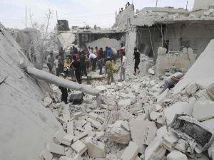 İdlib'de ateşkes başladı