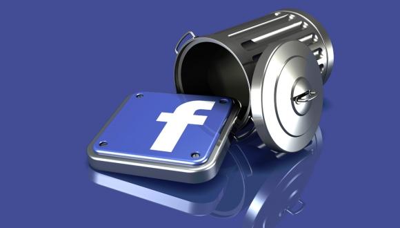 Facebook Hesabını Kalıcı Olarak Silme