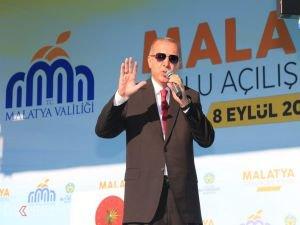 Cumhurbaşkanı Erdoğan: Eylül bitmeden kendi yolumuza gideriz