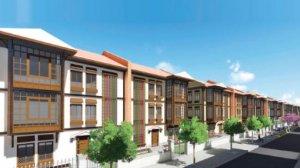 Alemdağ'da kentsel dönüşüme start verildi