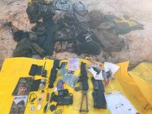 Mardin'de bir PKK'lı öldürüldü