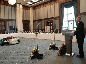 Cumhurbaşkanı Erdoğan: İnsanların ahı üzerine siyaset bina edilemez