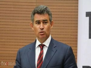 """Feyzioğlu: """"Baroların büyük çoğunluğu Yargı Reformu Strateji Belgesi'ni desteklemektedir."""""""