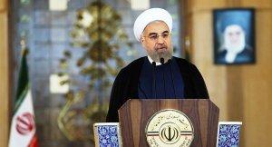 Ruhani: İran Terörizmle mücadelenin bayraktarıdır