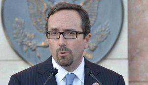 Büyükelçi John Bass PKK'ya silah itirafı