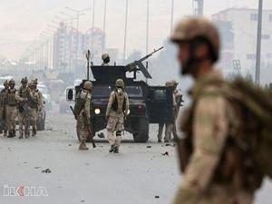 Seçim için 100 bin asker ve polis görevlendirildi