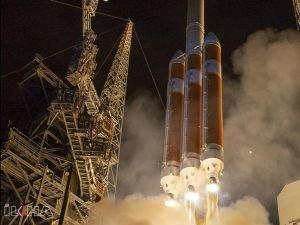Çin Yünhay-102 uydusunu uzaya gönderdi