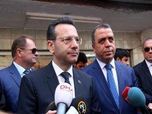 Diyarbakır Valisi'nden, Bağlar esnafına ziyaret
