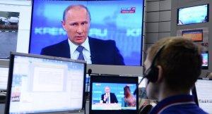 Putin'in, canlı yayında Direkt Hat'tın tarihini verdi
