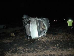 Diyarbakır'da zincirleme kaza: 2 ölü biri ağır 4 yaralı