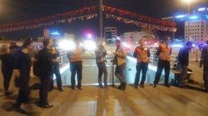 Yenikapı-Osmanbey metro seferinde arıza