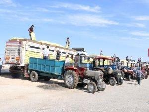Çiftçilere 2 bin ton gübre desteği verildi
