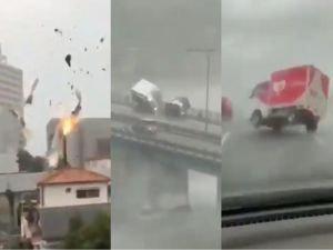 Hagibis Tayfunu'nda 26 kişi hayatını kaybetti