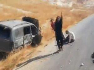 Cerablus'ta sivil araca saldırı: 3 ölü 2 yaralı