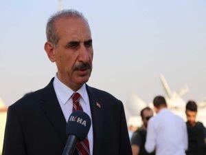 Akçakale Belediye Başkanı Yalçınkaya: Tel Abyad'da bayram var