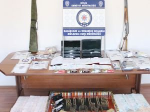 Bitlis'te tefecilere operasyon: 9 gözaltı