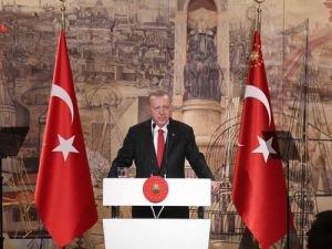 Cumhurbaşkanı Erdoğan: Vakti geldiğinde mektupla ilgili gereken yapılacak
