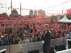 Cumhurbaşkanı Erdoğan: 120 saat bittiği anda devam ederiz