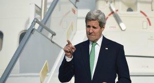 Kerry'den Irak ziyareti