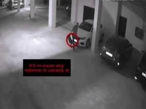 Hırsızlık operasyonunda bir tutuklama