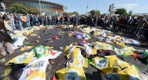 Ankara'daki gar saldırısıyla ilgili flaş gelişme
