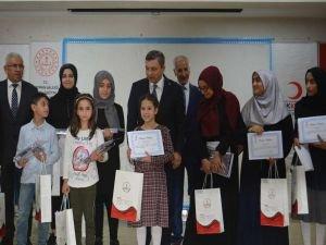 """""""İlk Yardım Hayat Kurtarır"""" projesinde imza töreni"""