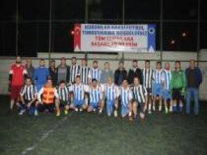 Batman Üniversitesinden futbol turnuvası