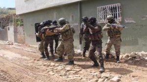 Nusaybin'e özel birlikler gidiyor