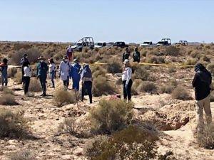 Meksika'da çöldeki bir çukurda 10 ceset daha bulundu