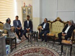Sağlam: Kürdler Batı ideolojileri ile değil İslam ile birleşmeli